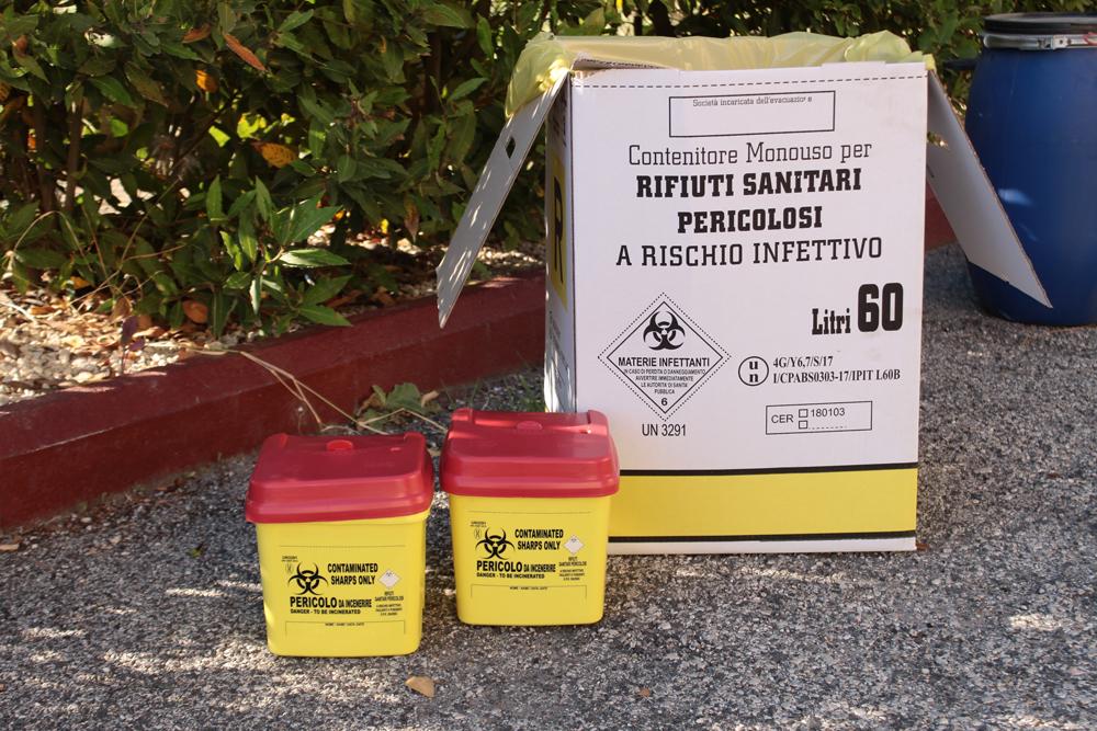 Ecoservice Appalti - vendita contenitori per rifiuti speciali